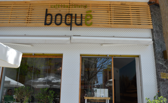 Bar boque