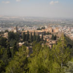 hiking alhambra